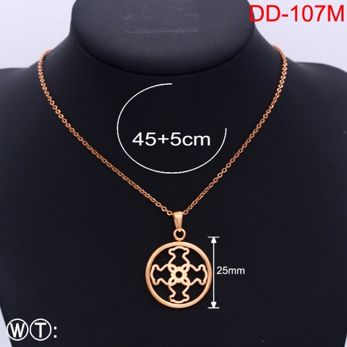 Tous necklace DD-107M