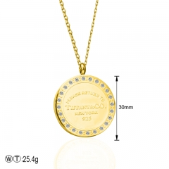 Tiff any necklace DD-186G