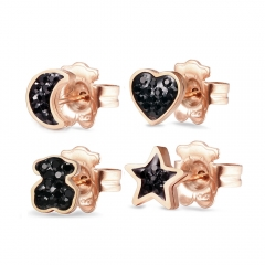 TOUS Earrings EE-437M