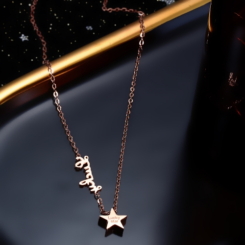 Charms  Necklace  ADD-168M